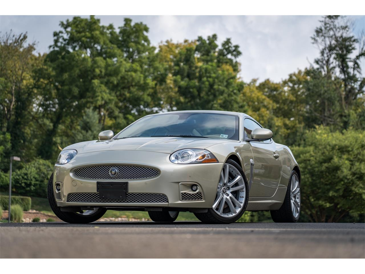 Large Picture of 2008 Jaguar XKR located in Doylestown Pennsylvania Auction Vehicle - QQG3