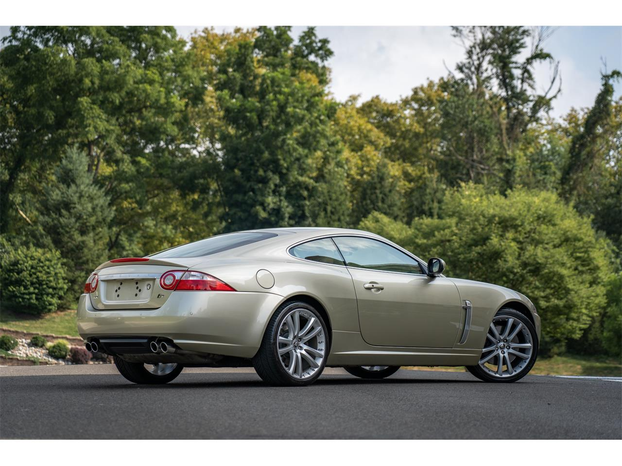 Large Picture of 2008 XKR located in Doylestown Pennsylvania Auction Vehicle Offered by Bring A Trailer - QQG3