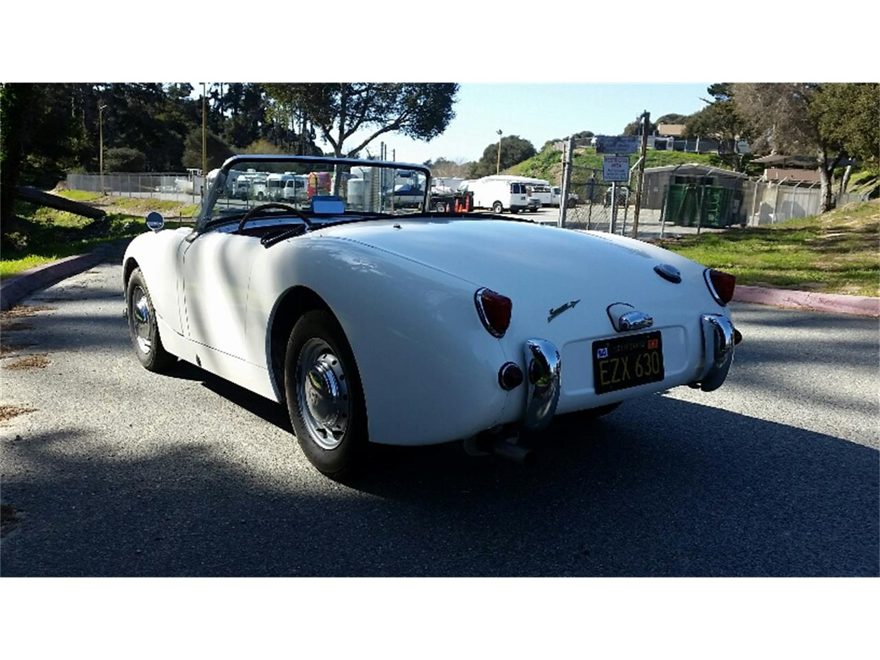 Large Picture of '60 Bugeye Sprite - QQG8
