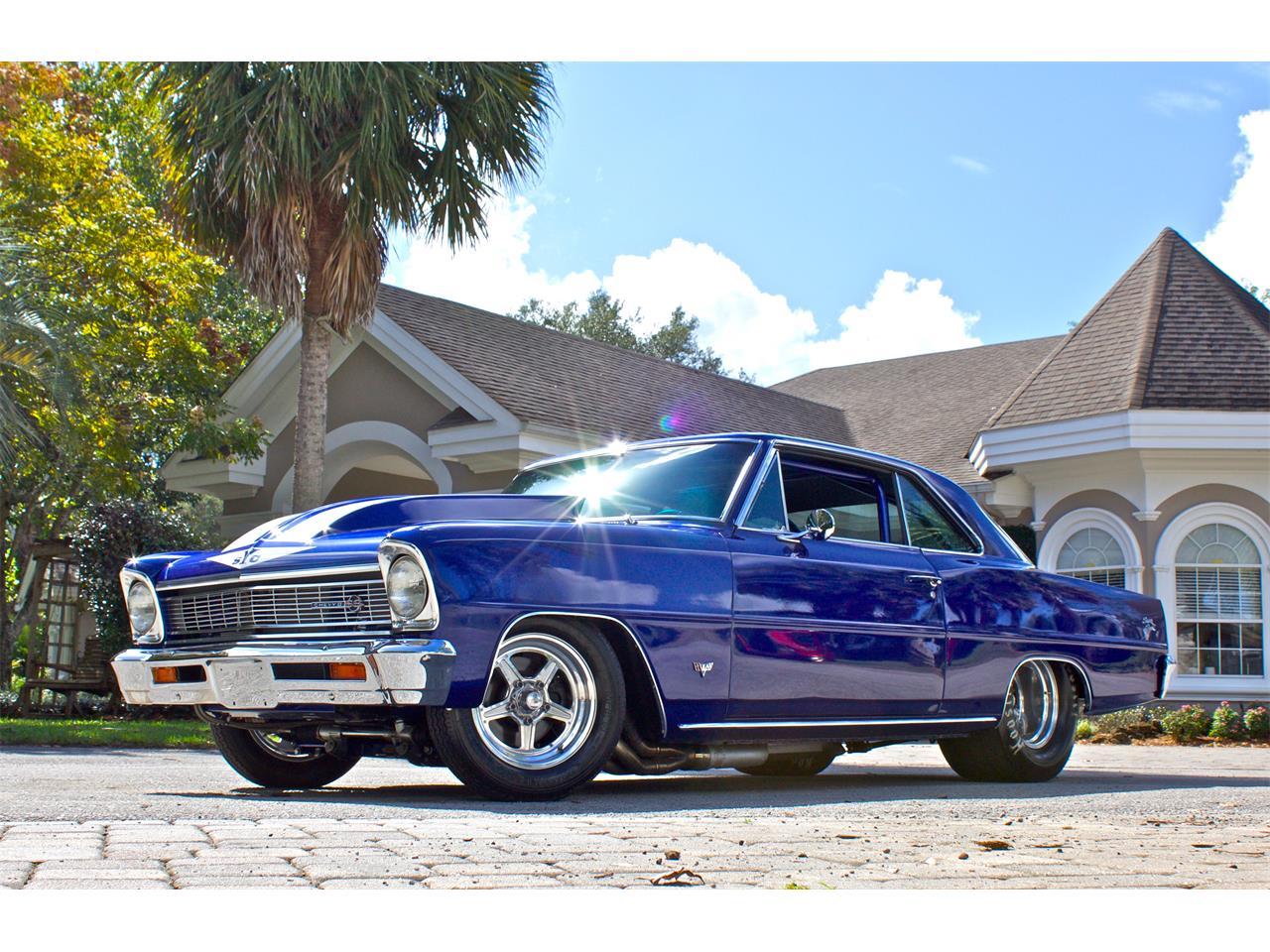 For Sale 1966 Chevrolet Nova Ss In Eustis Florida