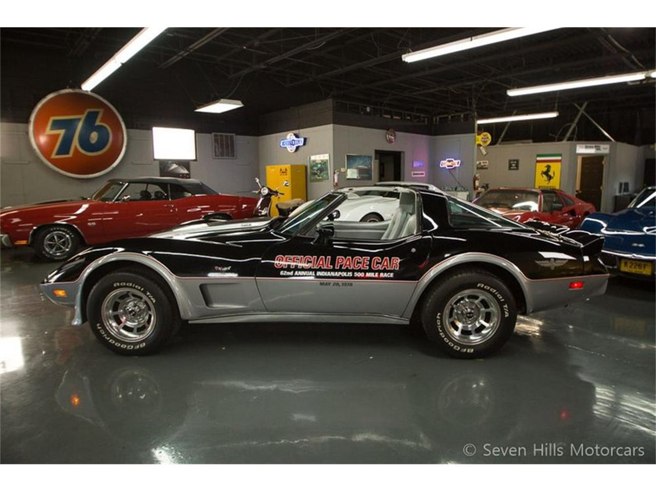 Large Picture of '78 Corvette - QQGD