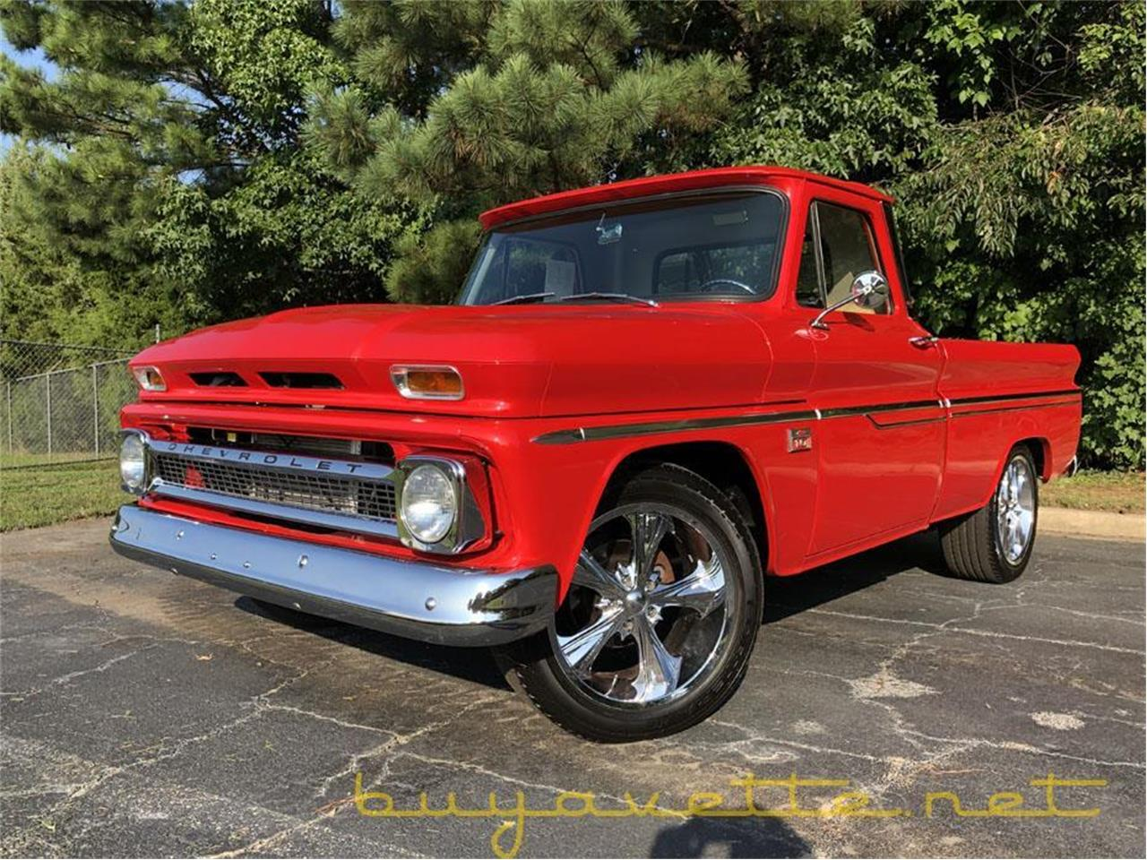 Large Picture of '66 C10 - QQGF