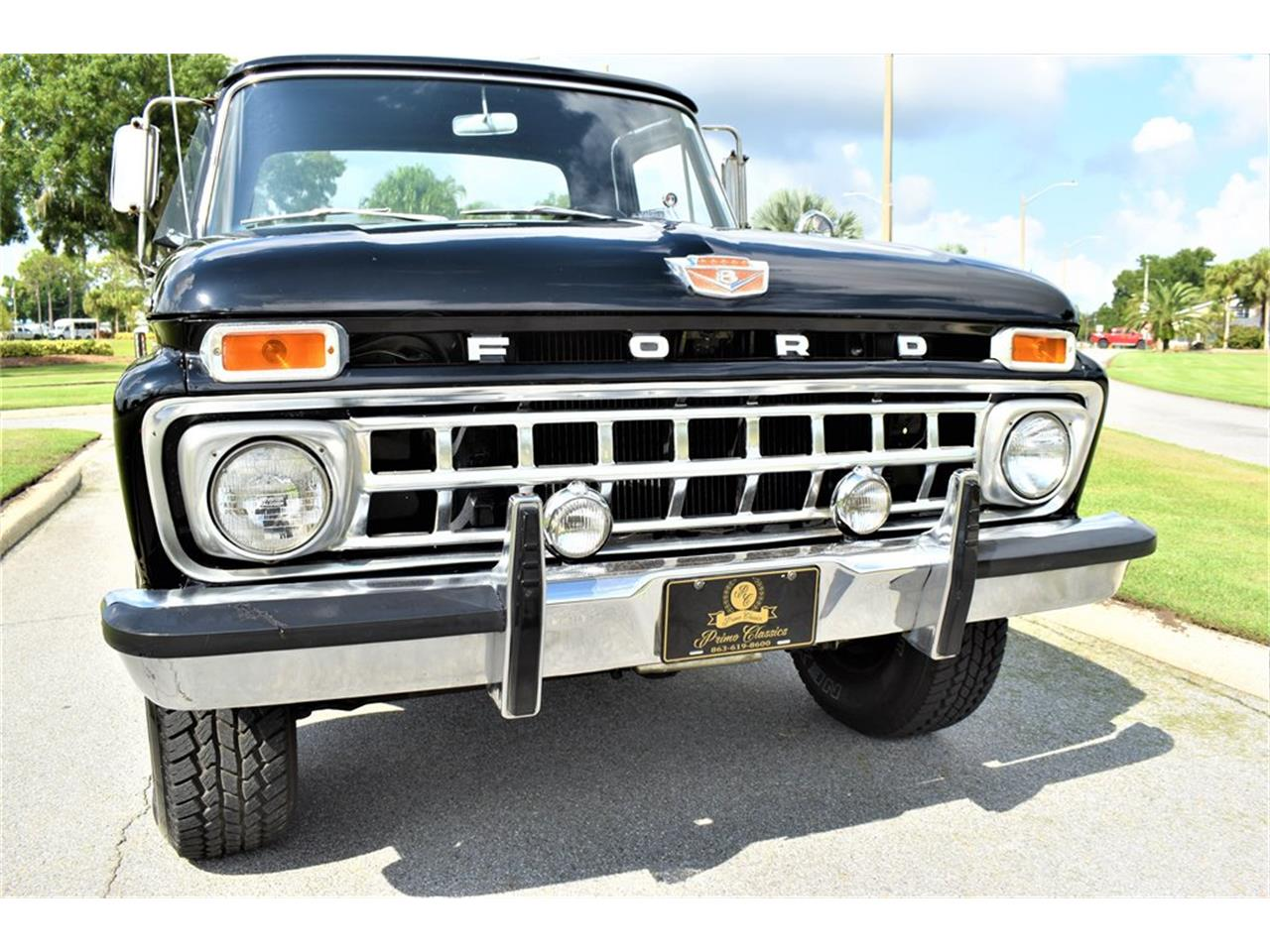 Large Picture of '65 F100 - QQGQ