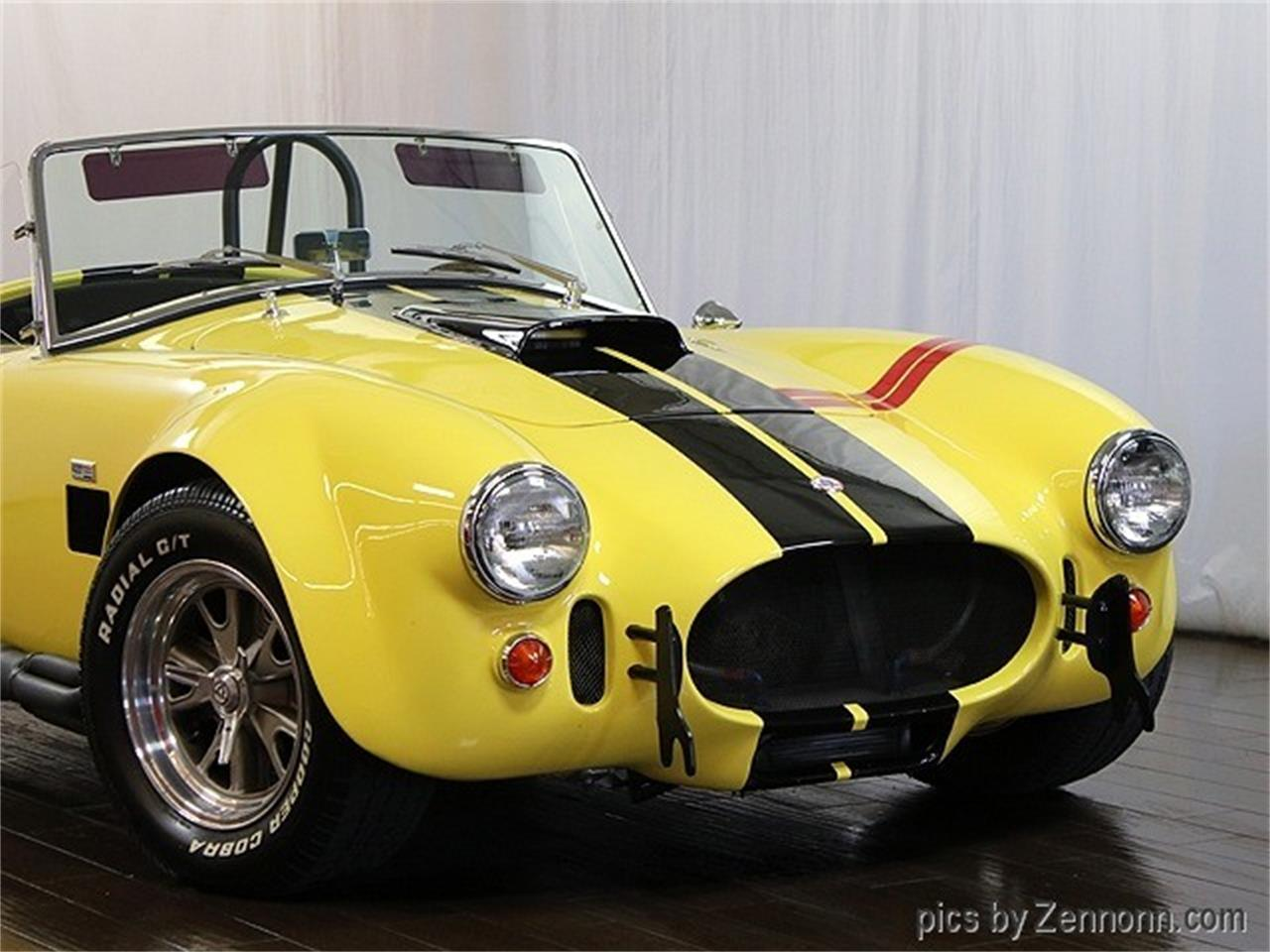 Large Picture of '67 Cobra located in Addison Illinois - $59,990.00 Offered by Auto Gallery Chicago - QQH0