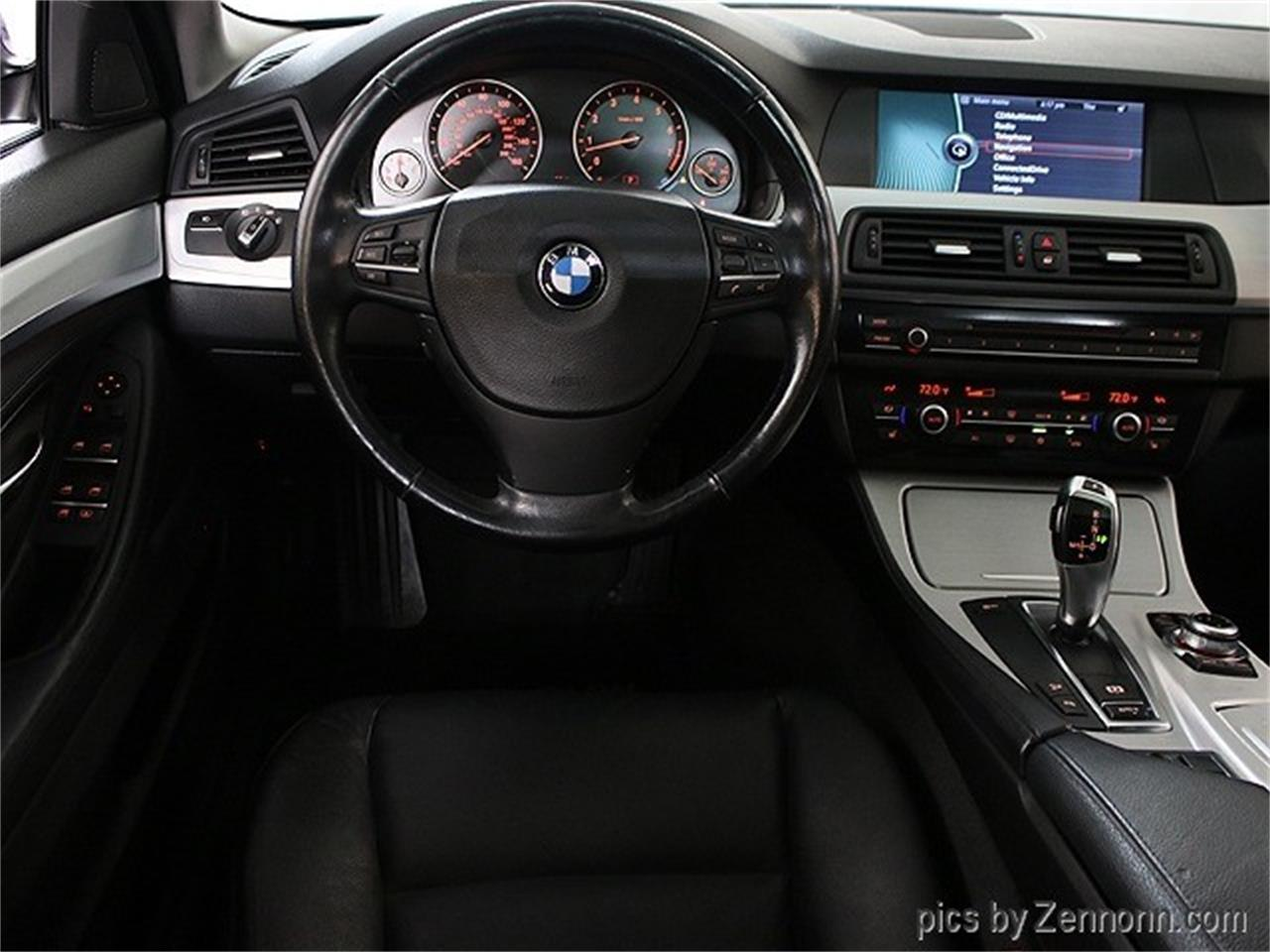 Large Picture of 2011 BMW 5 Series - QQH4
