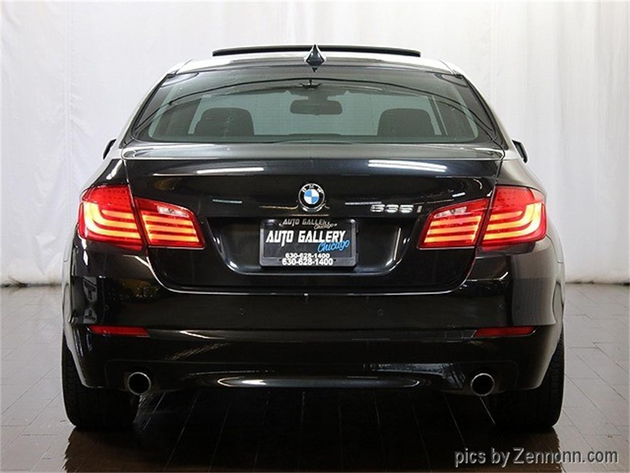 Large Picture of '11 BMW 5 Series located in Addison Illinois - $12,990.00 Offered by Auto Gallery Chicago - QQH4