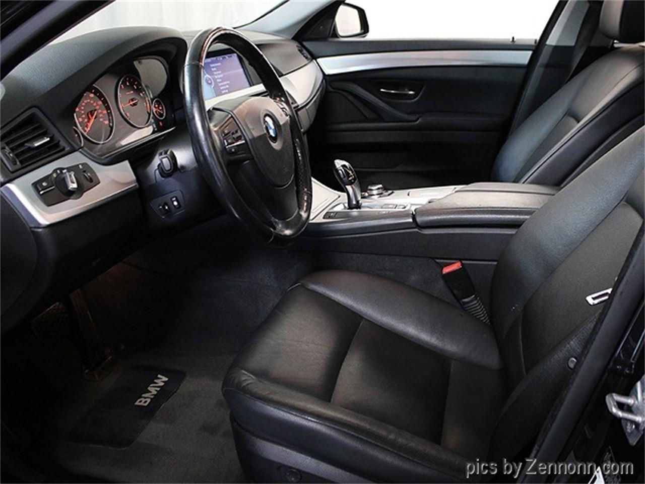 Large Picture of 2011 BMW 5 Series located in Addison Illinois Offered by Auto Gallery Chicago - QQH4