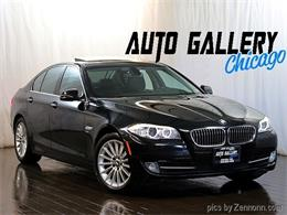 Picture of 2011 BMW 5 Series located in Illinois - $12,990.00 Offered by Auto Gallery Chicago - QQH4