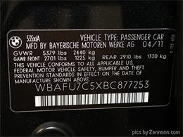 Picture of 2011 BMW 5 Series located in Illinois Offered by Auto Gallery Chicago - QQH4