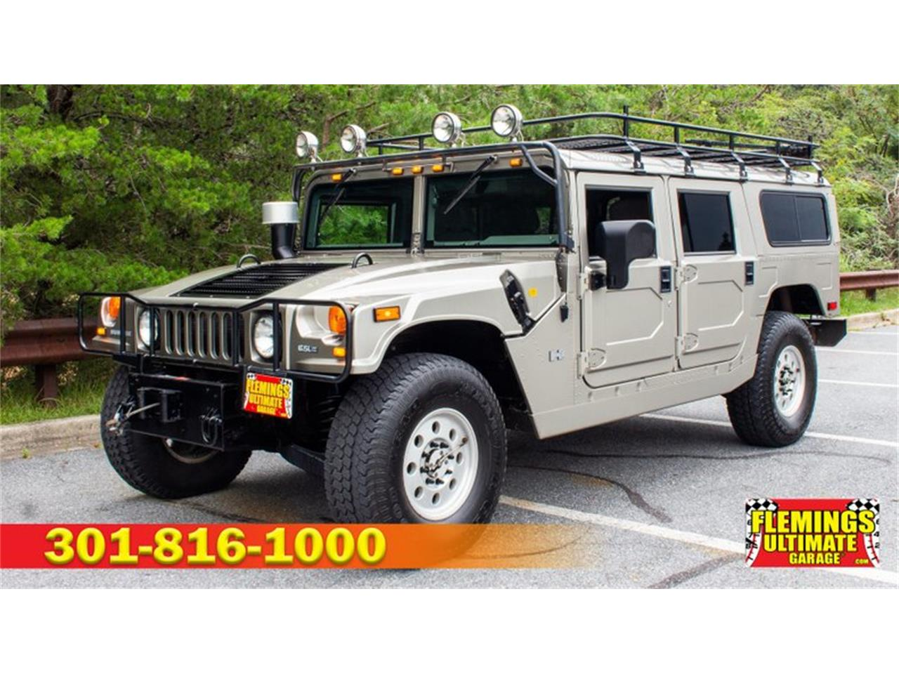 Large Picture of 2002 Hummer H1 Offered by Flemings Ultimate Garage - QQHC