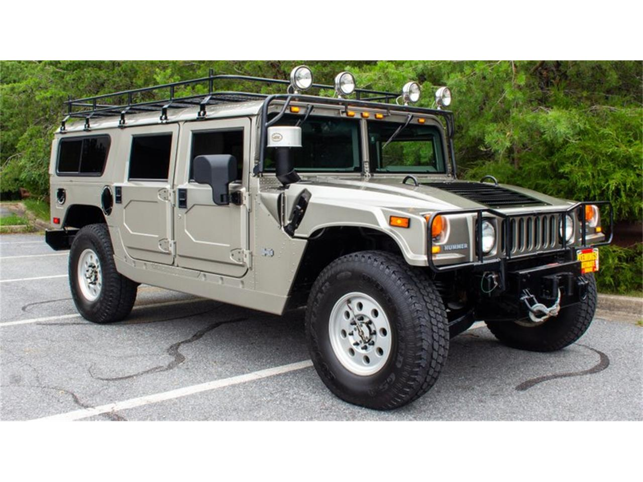 Large Picture of 2002 H1 Offered by Flemings Ultimate Garage - QQHC