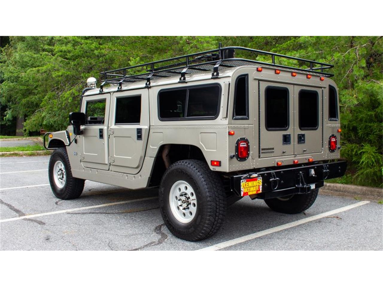 Large Picture of '02 H1 Auction Vehicle Offered by Flemings Ultimate Garage - QQHC