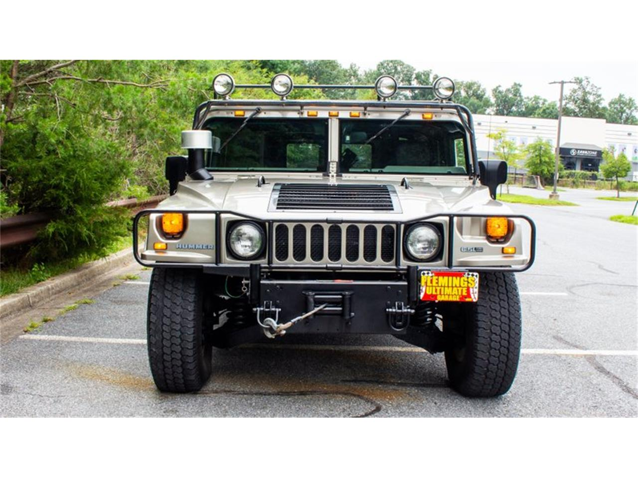 Large Picture of '02 Hummer H1 Offered by Flemings Ultimate Garage - QQHC