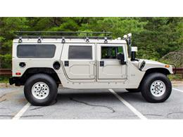 Picture of 2002 Hummer H1 located in Rockville Maryland Auction Vehicle Offered by Flemings Ultimate Garage - QQHC