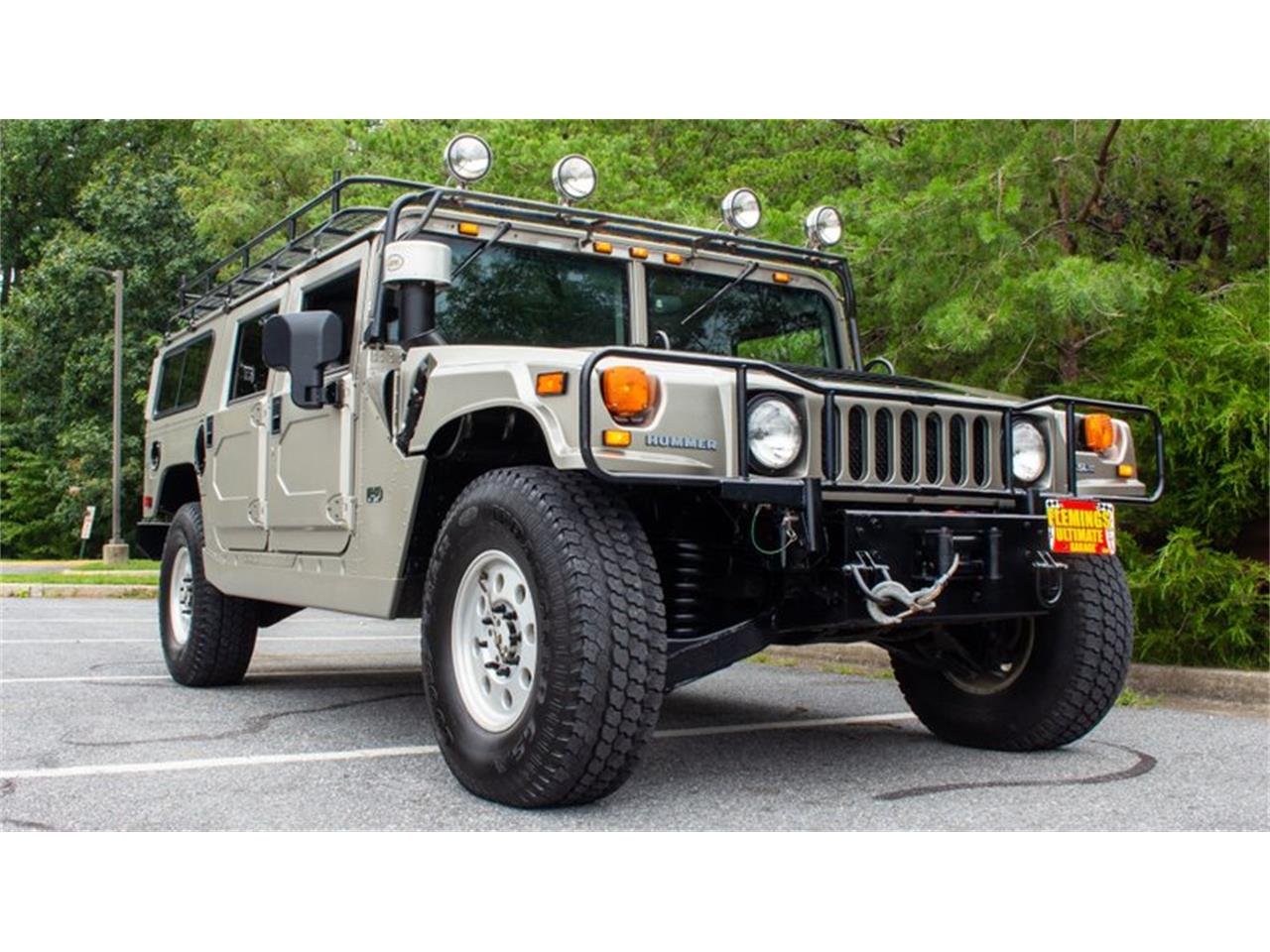 Large Picture of '02 Hummer H1 located in Maryland Offered by Flemings Ultimate Garage - QQHC