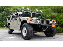 Picture of '02 Hummer H1 located in Maryland Auction Vehicle - QQHC