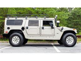 Picture of '02 H1 located in Rockville Maryland Auction Vehicle - QQHC