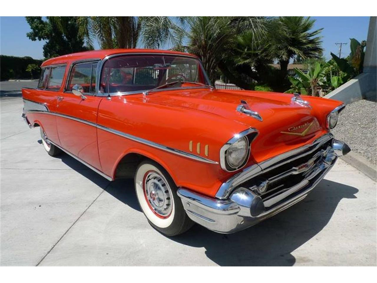 Large Picture of '57 Bel Air Nomad - QQHH