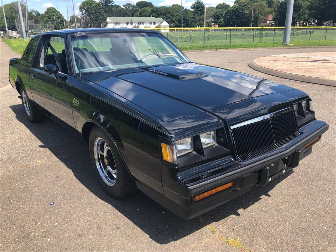 Large Picture of '86 Grand National - QQHM