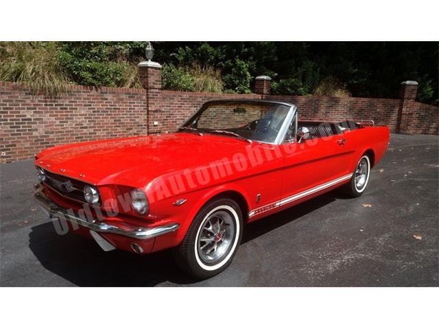 Picture of 1966 Mustang located in Maryland - $46,900.00 Offered by  - QQI2