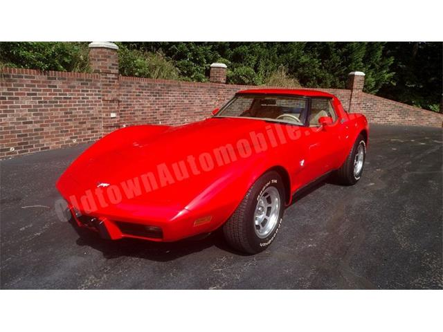 Picture of 1979 Chevrolet Corvette located in Huntingtown Maryland - $19,900.00 - QQID