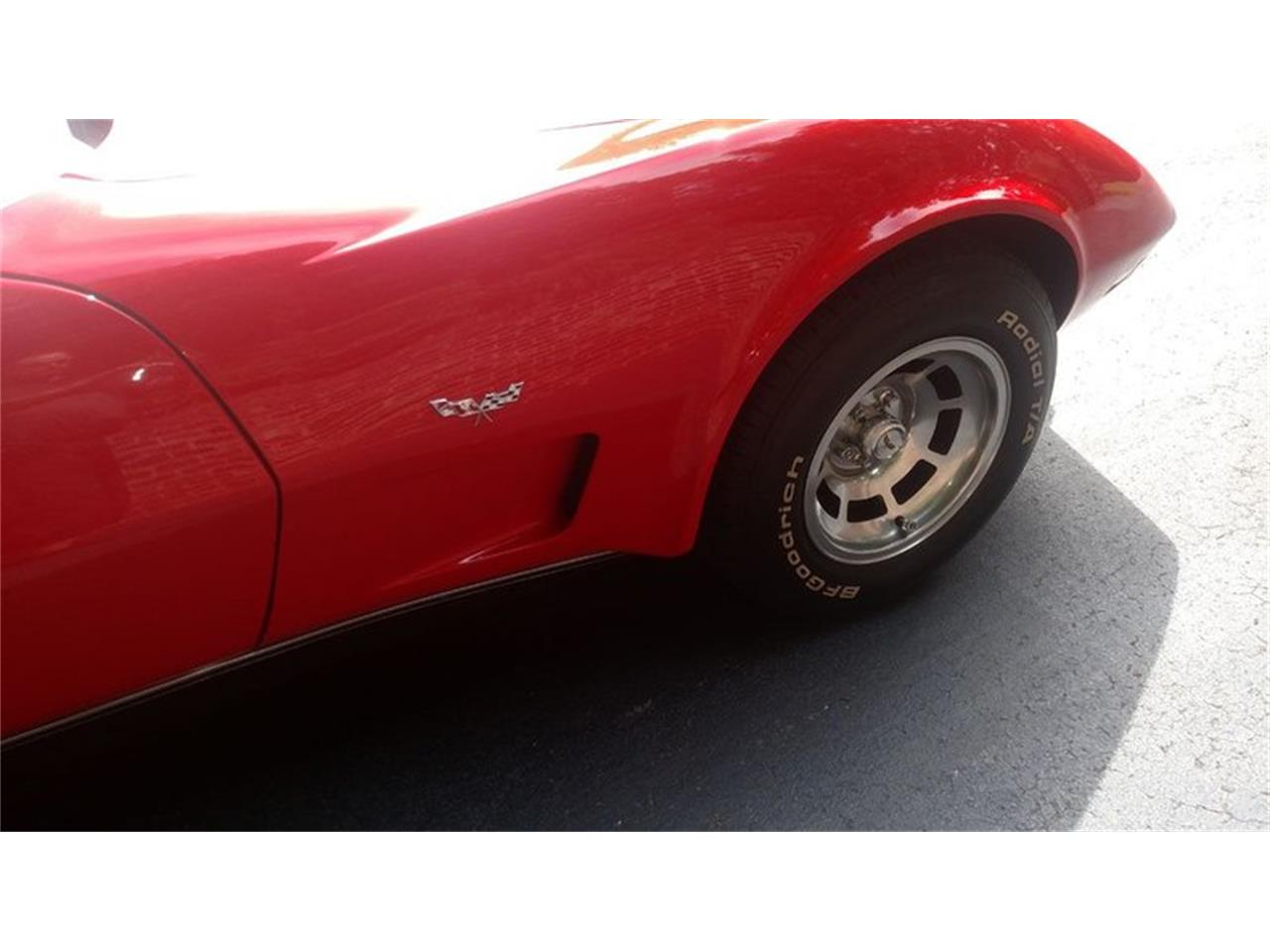 Large Picture of '79 Corvette - QQID