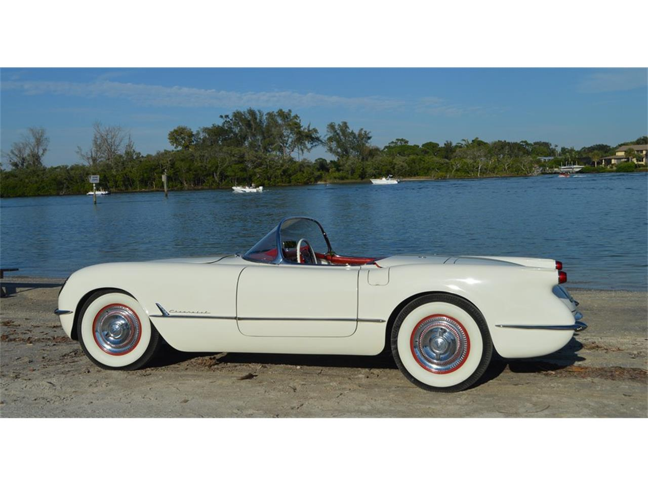 Large Picture of '54 Corvette - QQIM