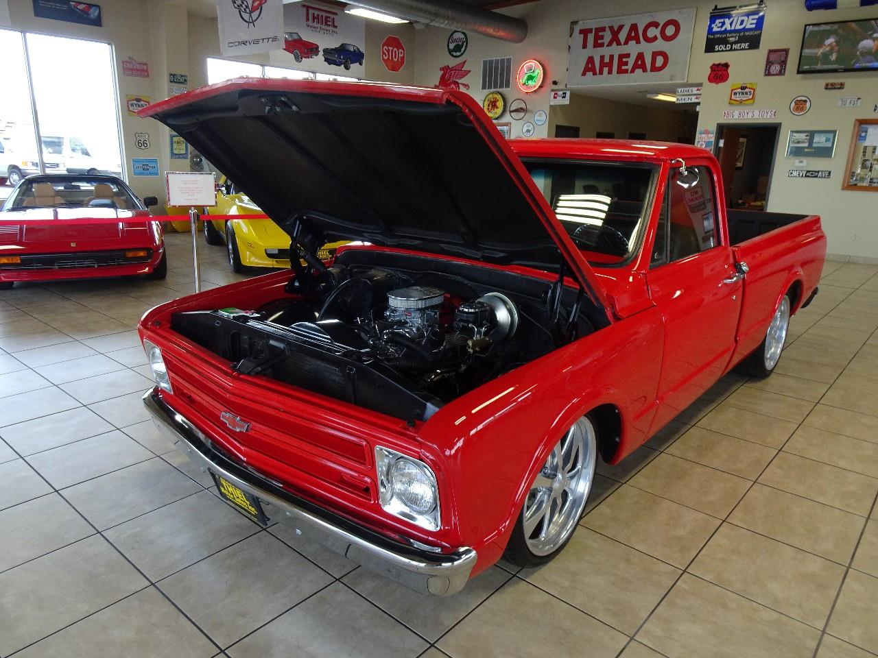 Large Picture of '67 C10 - QQIN