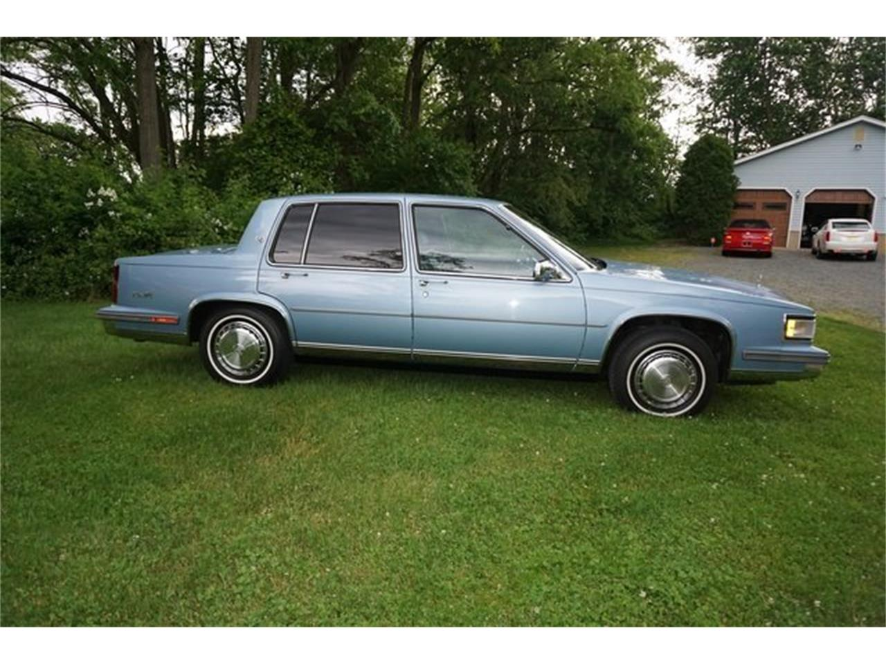 Large Picture of 1987 Cadillac Sedan DeVille Offered by Lance Motors - QQIS