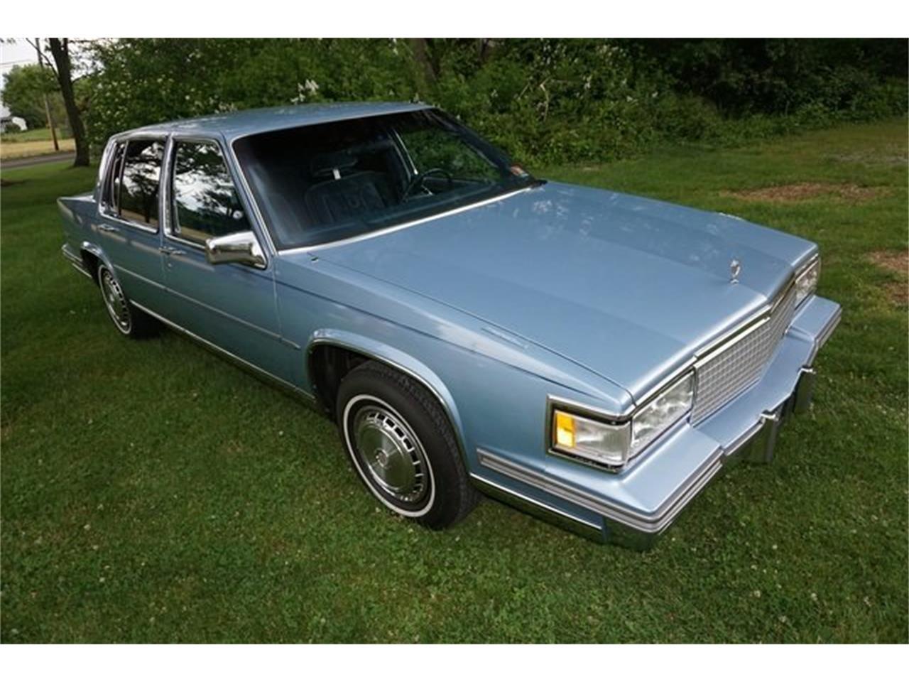 Large Picture of '87 Sedan DeVille - $8,950.00 - QQIS