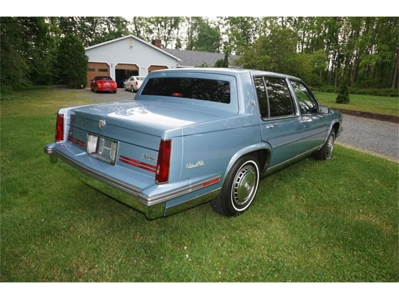 Large Picture of '87 Sedan DeVille located in Monroe New Jersey - QQIS