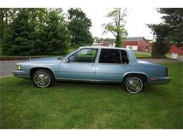 Picture of '87 Cadillac Sedan DeVille located in Monroe New Jersey - $8,950.00 Offered by Lance Motors - QQIS