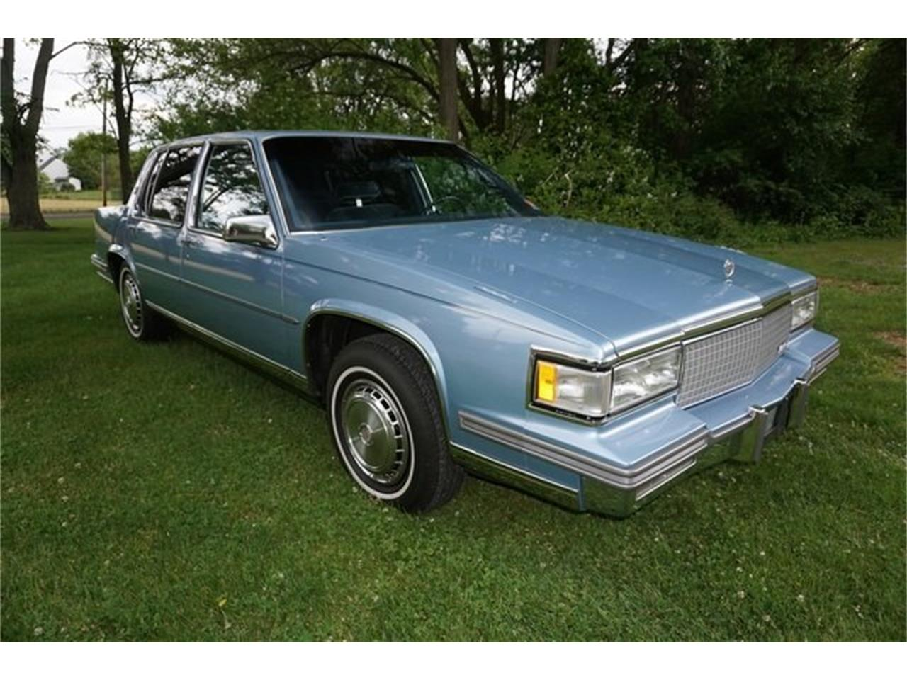 Large Picture of '87 Sedan DeVille located in Monroe New Jersey - $8,950.00 - QQIS