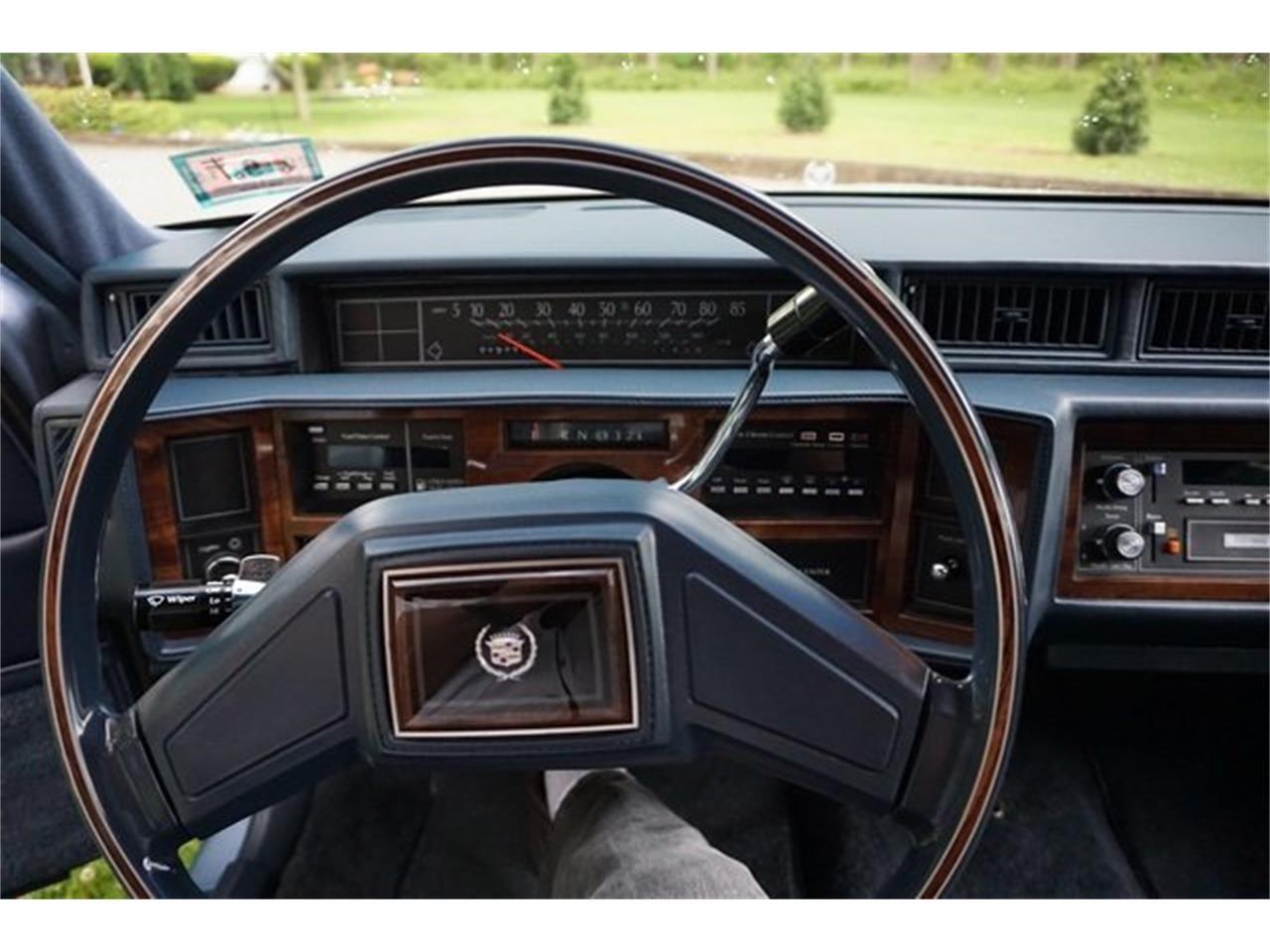Large Picture of '87 Sedan DeVille - QQIS