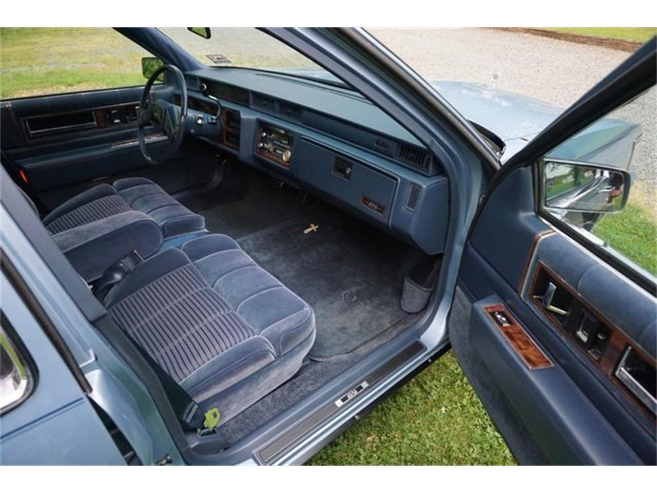 Large Picture of 1987 Cadillac Sedan DeVille located in New Jersey - $8,950.00 - QQIS