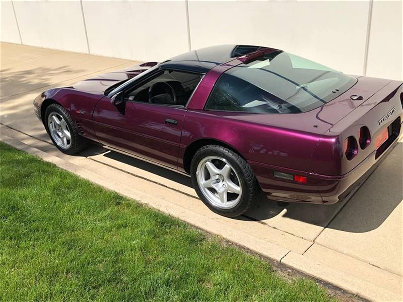 Large Picture of '95 Corvette - QQIU