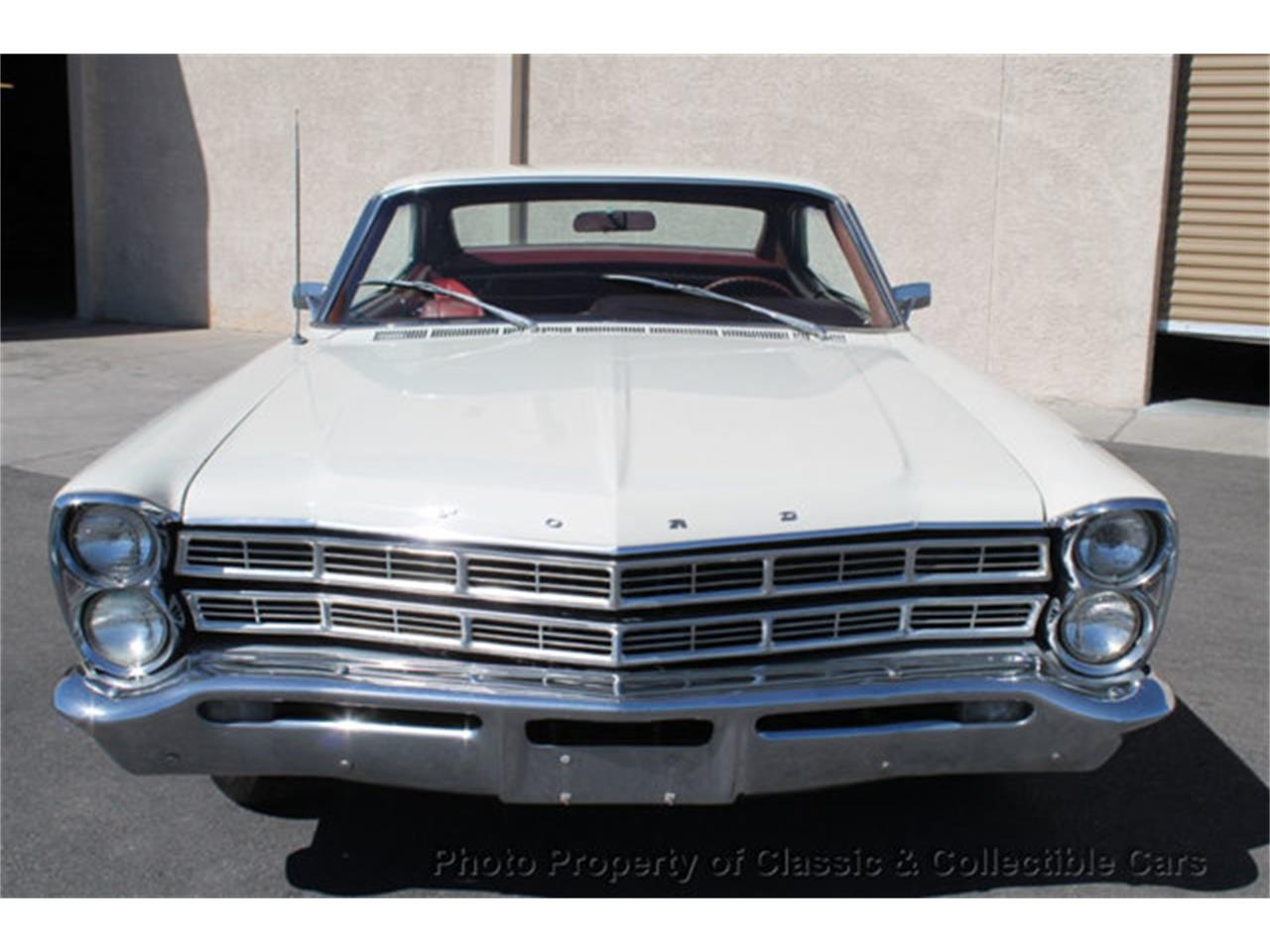 Large Picture of '67 Galaxie 500 located in Las Vegas Nevada - $16,995.00 Offered by Classic and Collectible Cars - QQIV