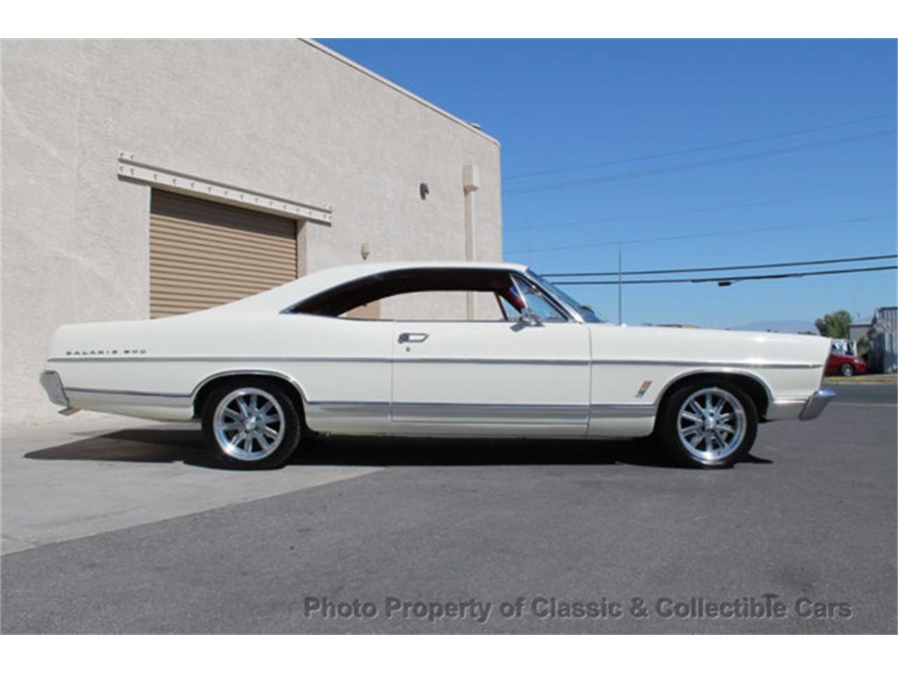 Large Picture of '67 Galaxie 500 located in Las Vegas Nevada Offered by Classic and Collectible Cars - QQIV