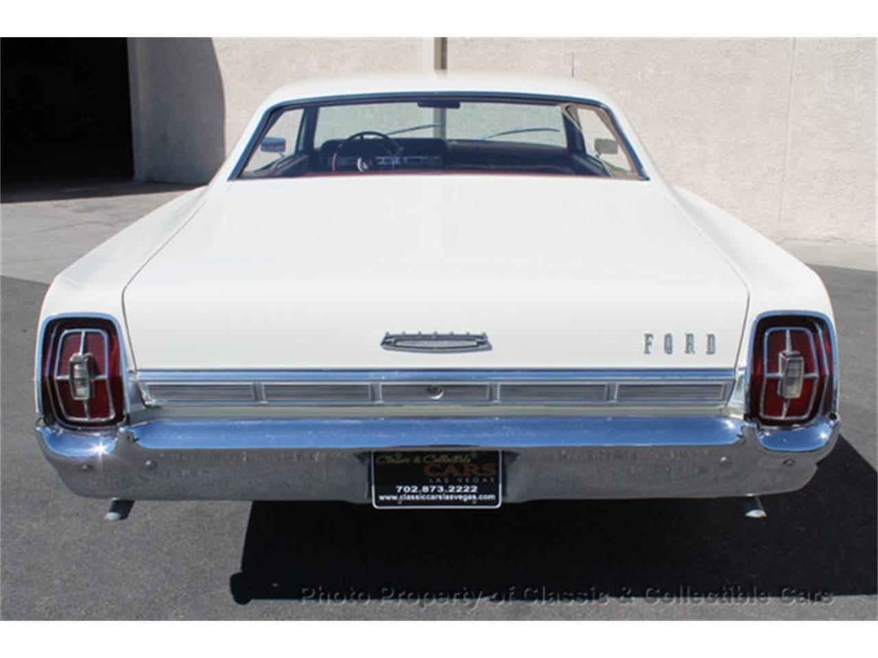 Large Picture of Classic 1967 Ford Galaxie 500 located in Las Vegas Nevada Offered by Classic and Collectible Cars - QQIV
