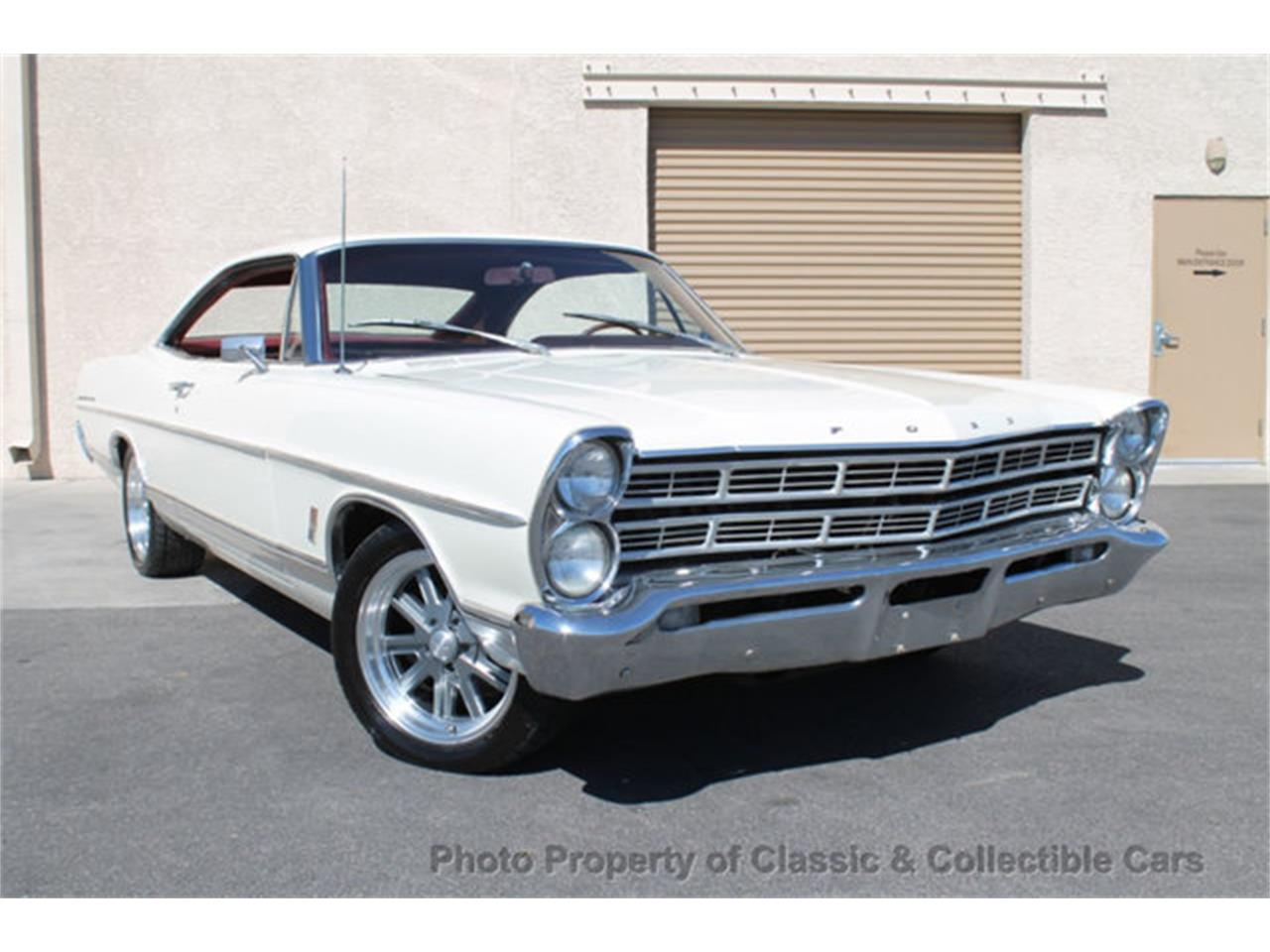 Large Picture of 1967 Galaxie 500 located in Las Vegas Nevada Offered by Classic and Collectible Cars - QQIV