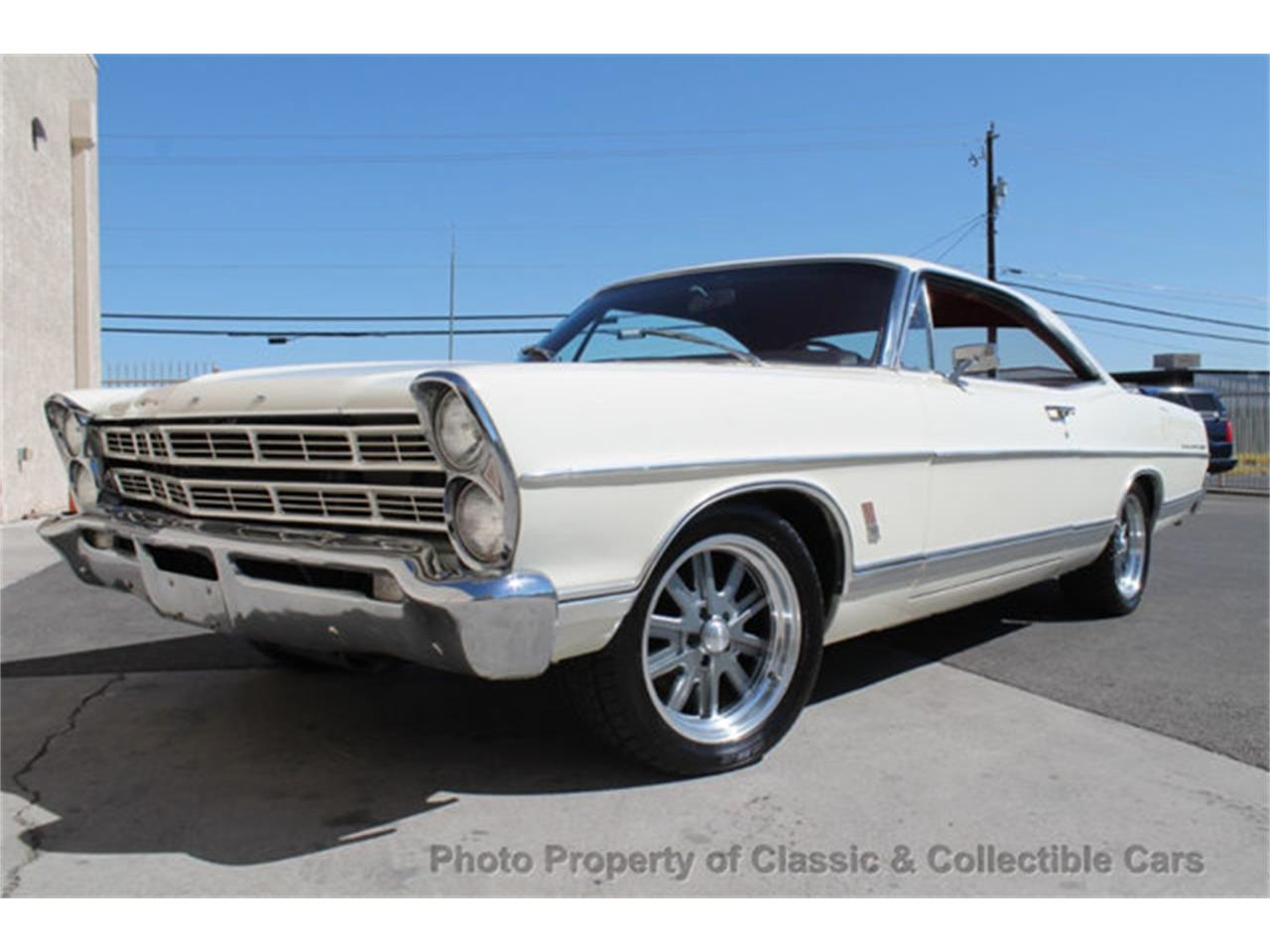 Large Picture of Classic 1967 Ford Galaxie 500 located in Las Vegas Nevada - $16,995.00 Offered by Classic and Collectible Cars - QQIV