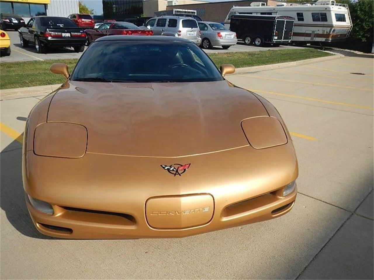 Large Picture of '98 Corvette - QQIX