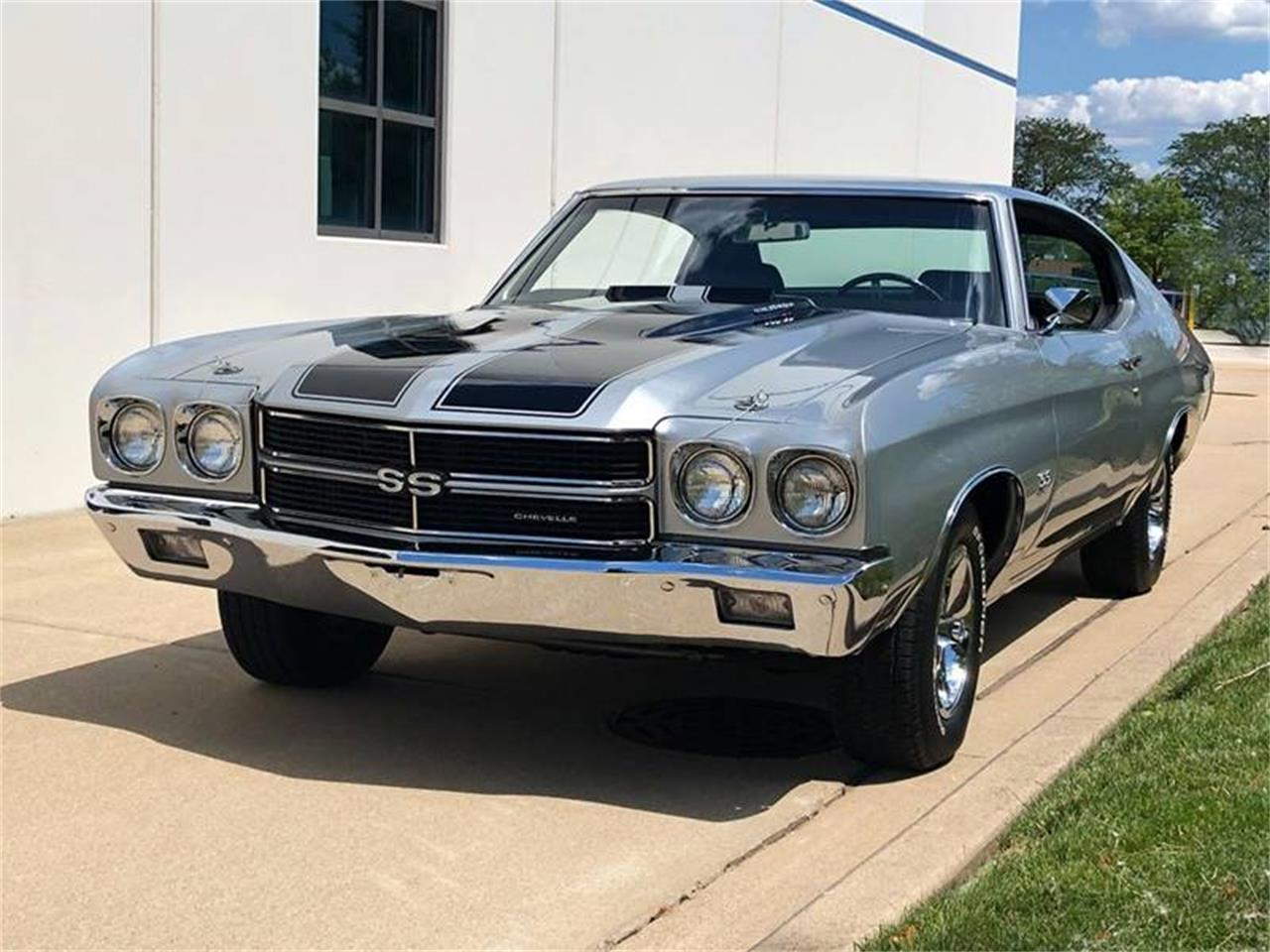 Large Picture of Classic '70 Chevrolet Chevelle Offered by Corvette Mike Midwest - QQIY