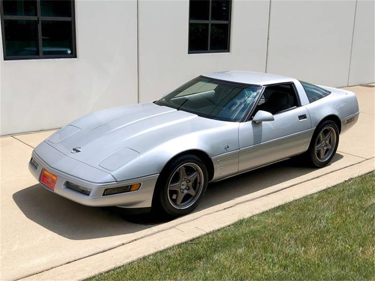 Large Picture of '96 Corvette - QQIZ