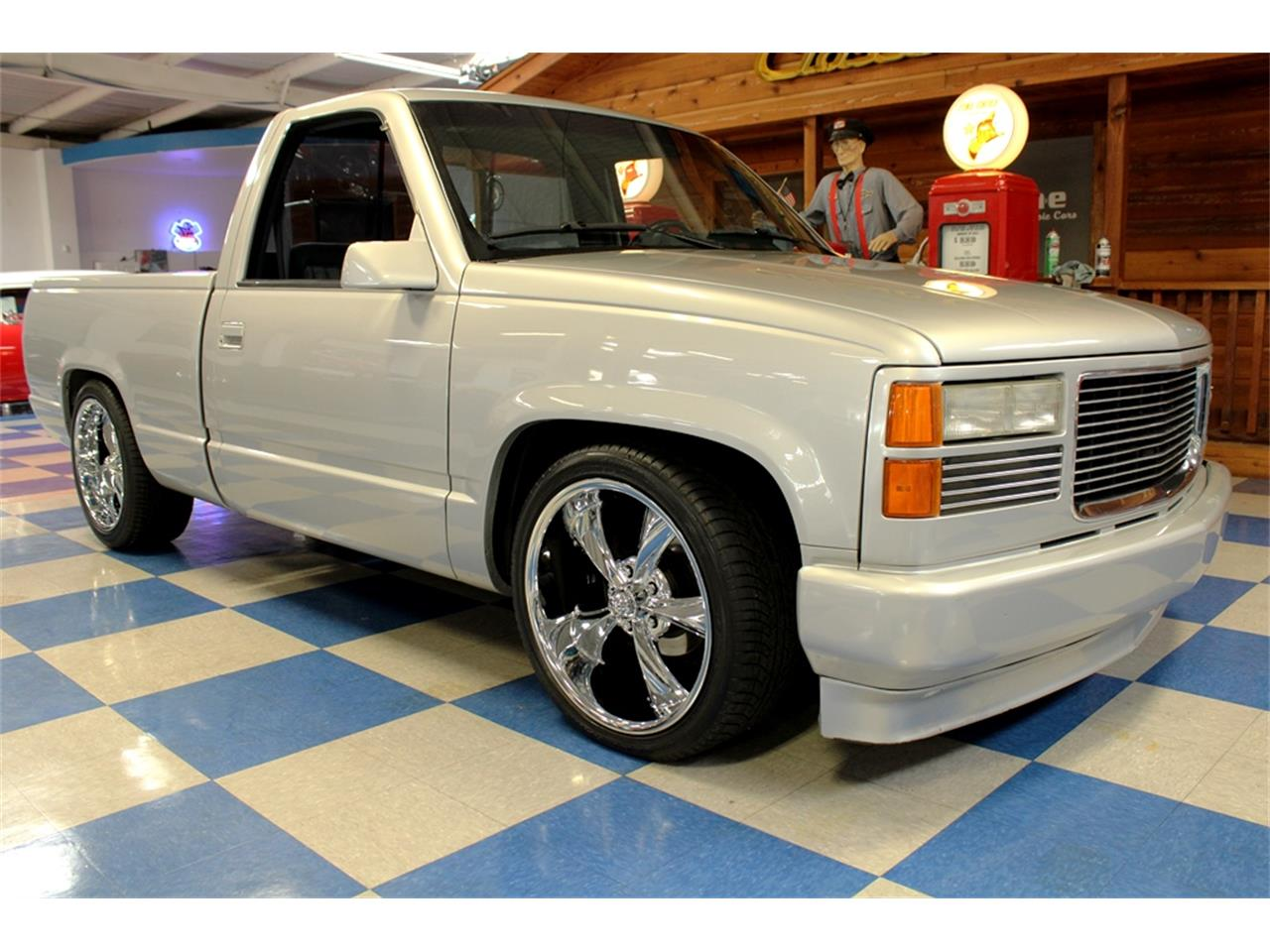 Large Picture of '91 Sierra - QQJ1