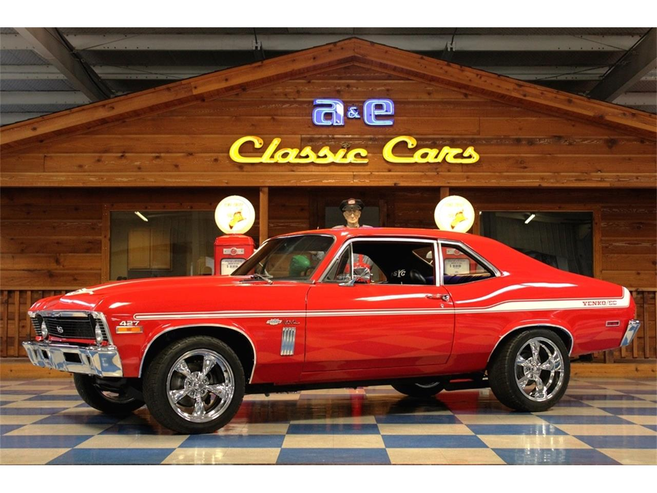 Large Picture of '70 Chevrolet Nova located in Texas - $36,900.00 - QQJ3