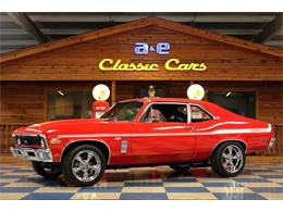 Picture of Classic '70 Chevrolet Nova located in New Braunfels  Texas Offered by A&E Classic Cars - QQJ3