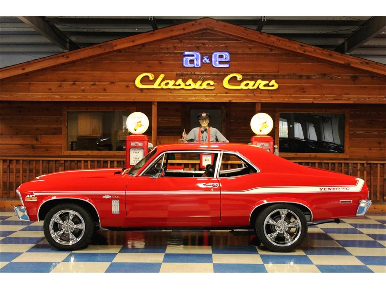 Large Picture of 1970 Chevrolet Nova - $36,900.00 Offered by A&E Classic Cars - QQJ3