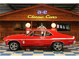Picture of Classic 1970 Chevrolet Nova located in Texas - $36,900.00 Offered by A&E Classic Cars - QQJ3