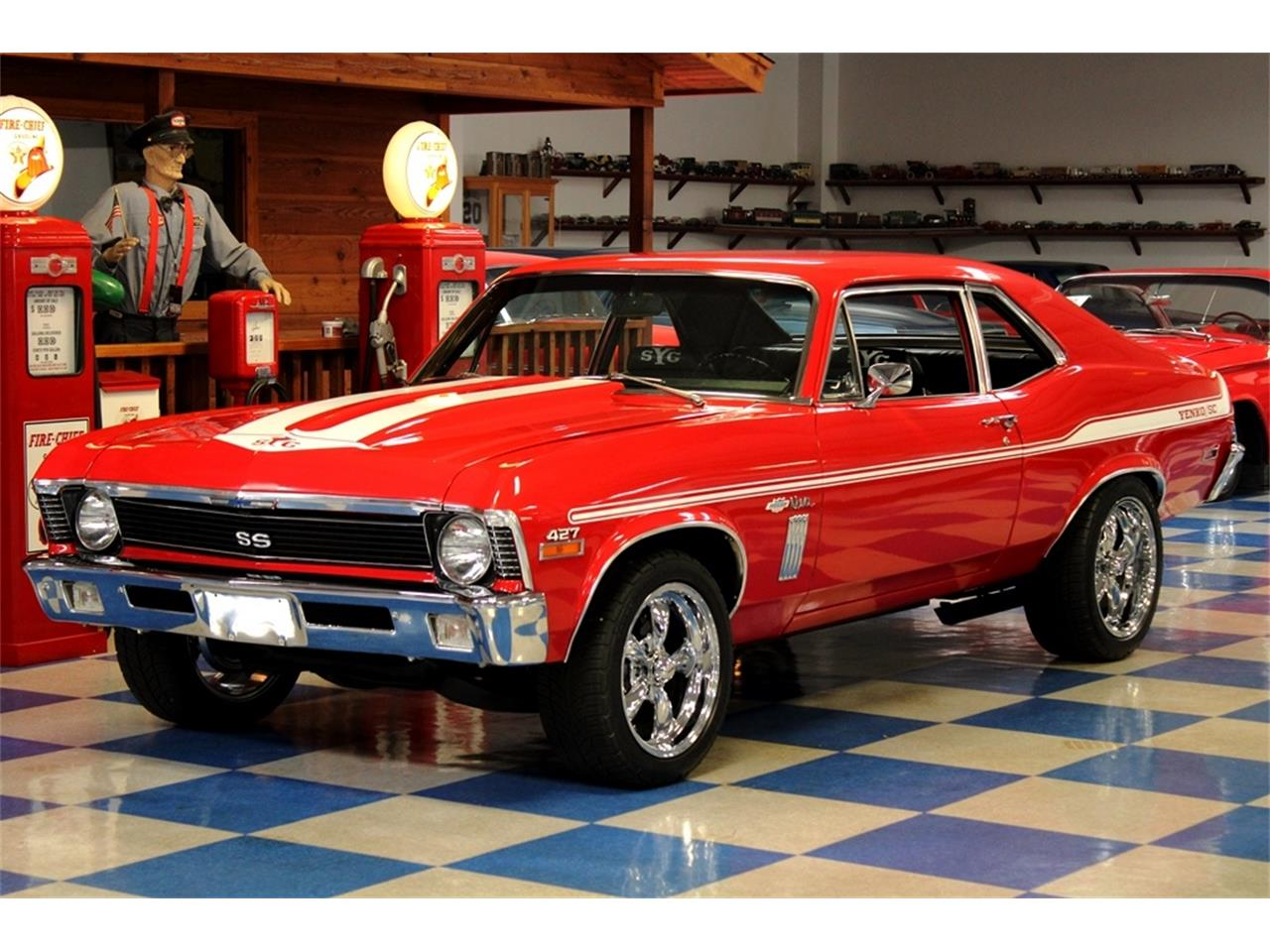 Large Picture of '70 Nova - $36,900.00 Offered by A&E Classic Cars - QQJ3
